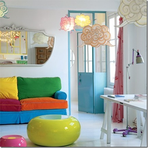 Casa de Valentina - via Marie Claire Maison - sala principal