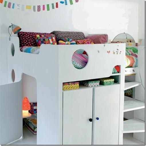 Casa de Valentina - via Marie Claire Maison - quarto das crianças