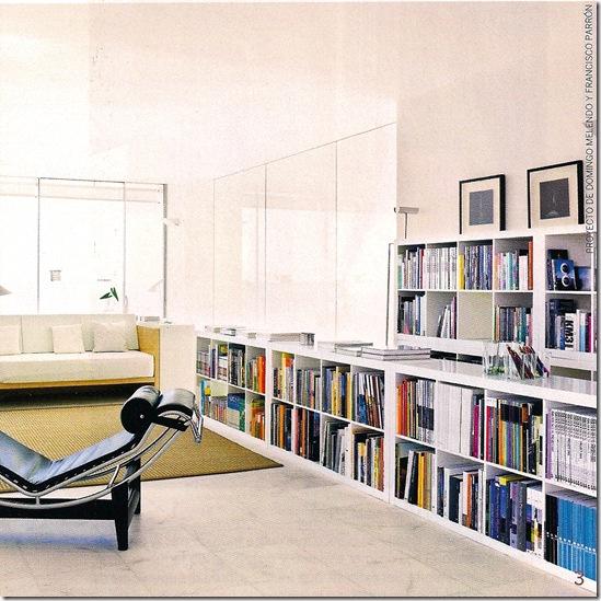 Casa de Valentina - Arquitectura Y Diseño - prateleira