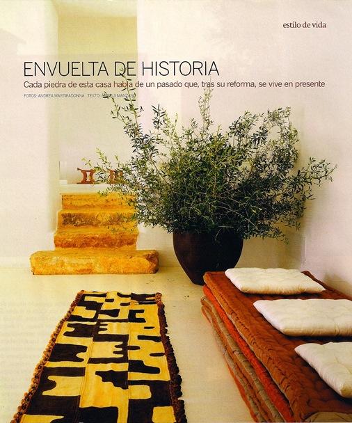 Casa de Valentina - via Arquitectura y Diseño - spfá de pufes