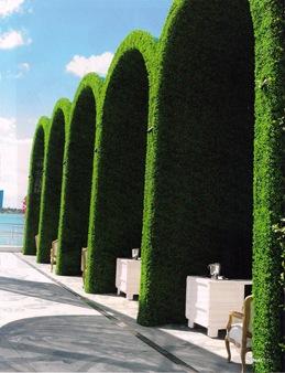 Casa de Valentina - Hotel Mondrian Miami - decor de Marcel Wanders 2