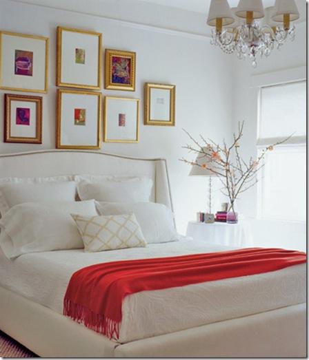 Casa de Valentina - via Coco Kelley - quarto clean porém com vida