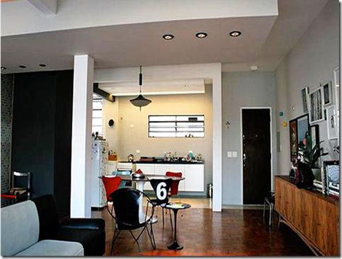 Casa de Valentina - via Axpe - cozinha aberta
