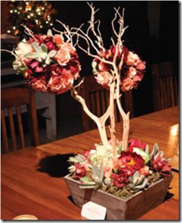 Casa de Valentina - flores via Peony & Plum 1