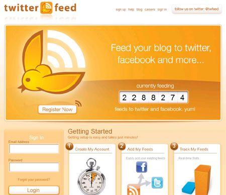 推特Feed