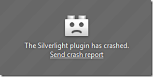 FF silverlight plugin crash report