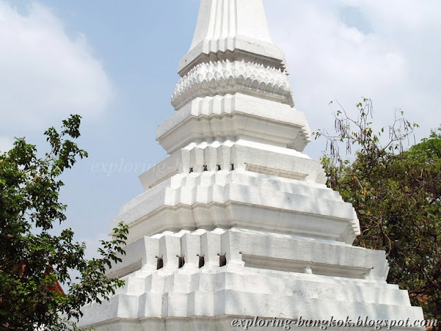 Exploring Bangkok: Wat Chana Songkhram
