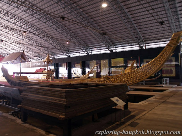 Exploring Bangkok: Royal Barges National Museum