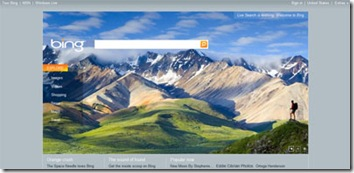 Bing-Screenshot