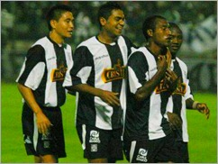 Alianza Lima vs Jaguares