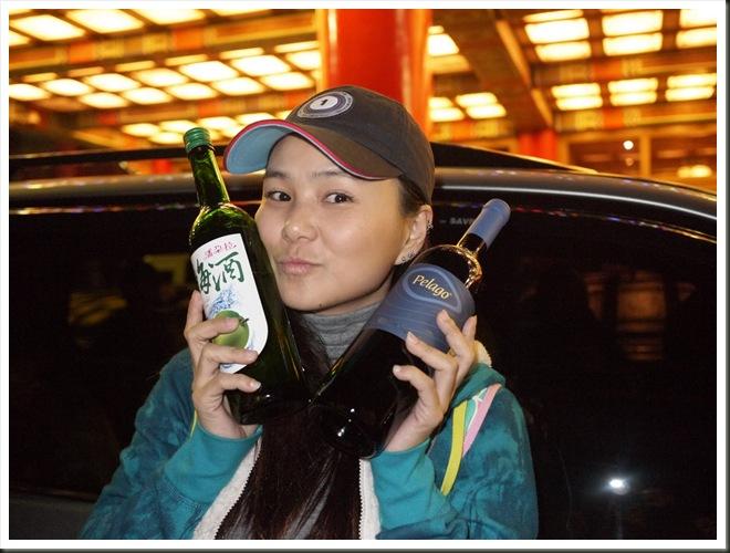 維妮 (我沒喝到第二瓶啦!)