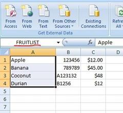 FruitList