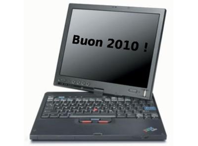 Buon 2010 !