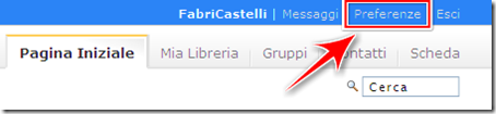 come mettere badge anobii blogger