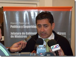 Secretario de Ordenamiento Urbano - Roberto Ferreyra -