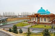 Новогоднее путешествие 2010. Оренбург-Ташкент-Бельдерсай. Прогулка, восточный базар и телебашня