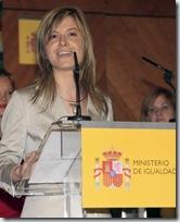 La nueva y joven ministra al frente del nuevo Ministerio de la Igualdad