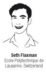 Line-drawn portrait of Seth