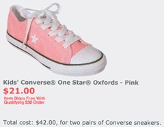 Sheva Apelbaum-Converse Replacement Shoes