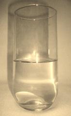 Taperd up glass half full - Sheva Apelbaum