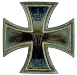 Iron Cross-Sheva Apelbaum