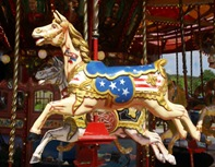 County Fair Carousel-Sheva Apelbaum