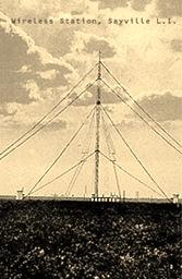 The Telefunken Company Antenna 1914 Sayville-Sheva Apelbaum