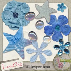 CU Designer Blues