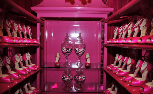 Barbies shoes