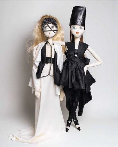 Fashionable dolls