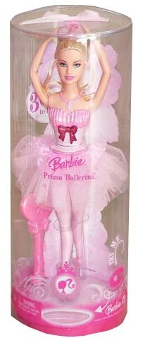Fine ballerina