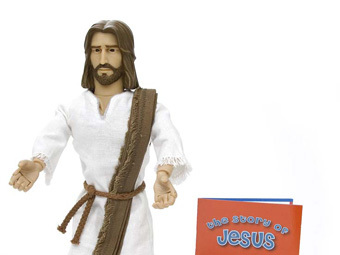Wal-Mart Will sell speaking toy Jesus
