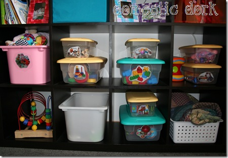 toy organizing organization