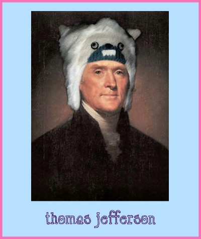 thomas jefferson yeti hat