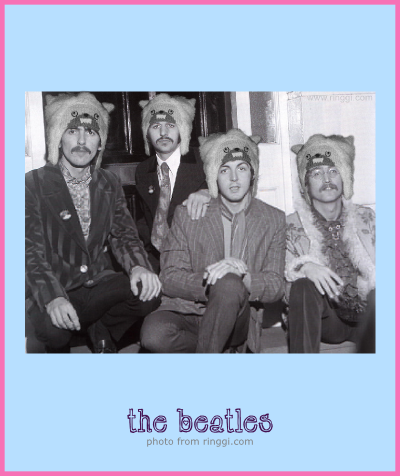beatles yeti hat