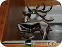 reindeer stocking hook