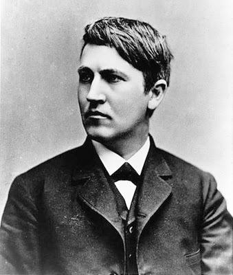 Penemu Bola Lampu - Thomas Alva Edison
