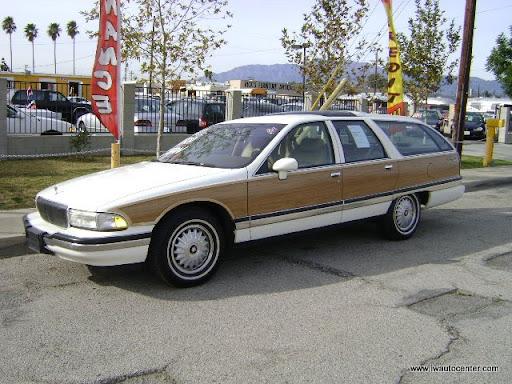 1993 Buick Roadmaster Estate Wagon. 1992 Buick Roadmaster Estate