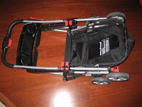 Snap N'Go stroller