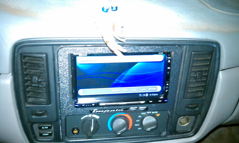 How To Beat A Speeding Ticket >> double din GP with thedetailss.com - Chevy Impala SS Forum