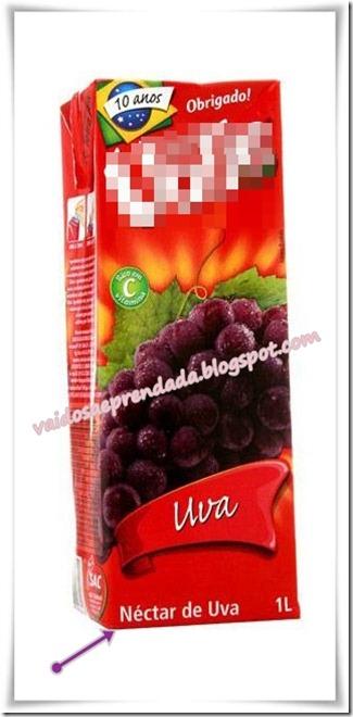 néctar uva
