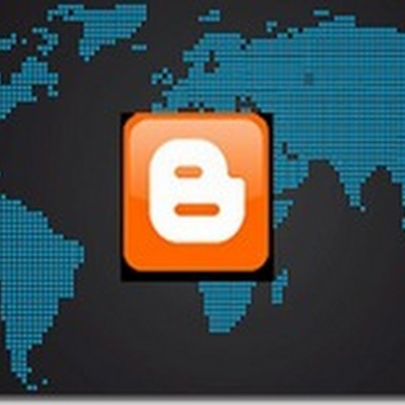 Finding blogspot blogs by location