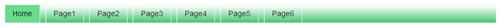 pagelist margin added