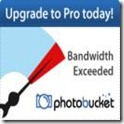 photobucket bandwidth exceeded