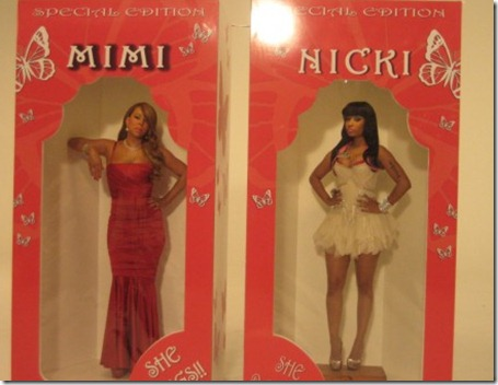 Nicki Minaj Subliminar 5