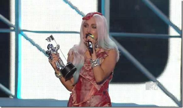 Lady Gaga VMA 2010
