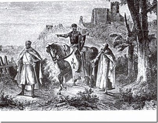 Castelo de Tomar-cavaleiros templarios