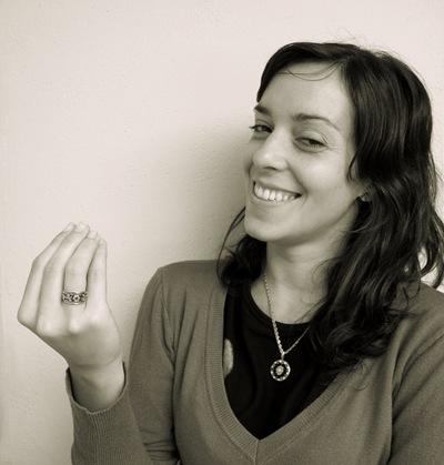 Argentine Hand Gesture - Hand Purse by katiemetz