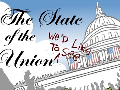 SOTU We'd Like to See