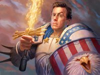 Colbert painting depicting him as a hero